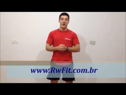 Agachamento: Postura, Execução e Amplitude- Personal Trainer Ricardo Wesley
