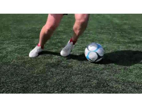 Soccer Tricks: Ronaldo Chop