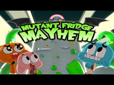 Mutant Fridge Mayhem - Gumball - Universal - HD Gameplay Tra