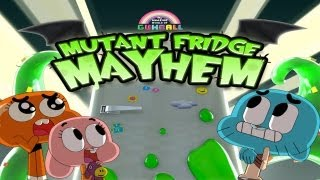 getlinkyoutube.com-Mutant Fridge Mayhem - Gumball - Universal - HD Gameplay Trailer