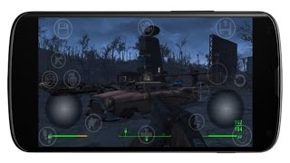 getlinkyoutube.com-Fallout 4 Android Gameplay