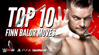 getlinkyoutube.com-Finn Balor Top 10 Moves | EspacioNinja.com Top 10 Moves series