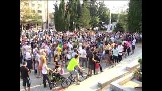 getlinkyoutube.com-Старозагорци подкрепят кмета за събарянето на незаконните ромски къщи