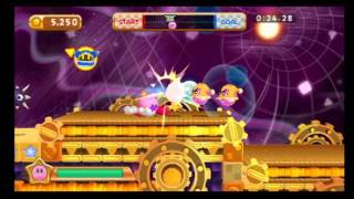 getlinkyoutube.com-Kirby's Dream Collection - Magolor Race Ex (Smash) - Platinum Medal