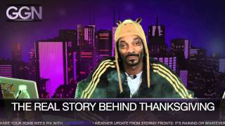 Snoop Dogg - Double G News Network: GGN Ep. 16 (Nemo Hoes Explains Thanksgiving)