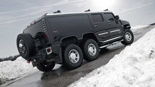getlinkyoutube.com-HUMMERLIFE.TV  Жизнь в стиле HUMMER.   Репортаж про HUMMER H6  Made in Russia