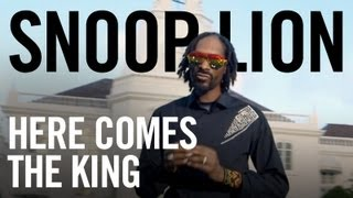 Snoop Lion - Here Comes the King (ft. Angela Hunte)