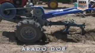 Innovación en Tecnología Agrícola, Motocultores Mekatech