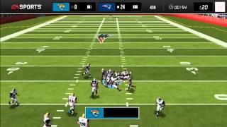 getlinkyoutube.com-Madden Mobile 16 Gameplay Episode 1 - How Was That Intercepted!?