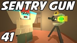 "UNTURNED - E41 ""Sentry Gun & Berry Pie!"" (Unturned Role-Play)"