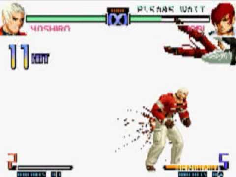 Combos King Of Fighters 2002