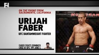 """getlinkyoutube.com-Urijah Faber on Rival Dominick Cruz at UFC 199 - """"It's a Concern to Make Sure He Makes It"""""""