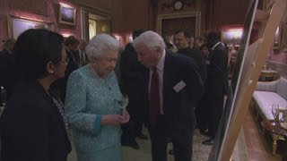 Sir David Attenborough praises Queen for conservation project