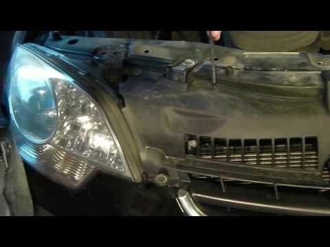 2009 Saturn Vue Headlight Replacement