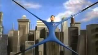 getlinkyoutube.com-Fantastic 4 - Mr. Fantastic - Super Stretch - TV Toy Commercial - TV Spot - Toy Biz - 2005