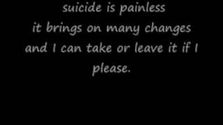 Suicide Is Painless (MASH Theme) with lyrics