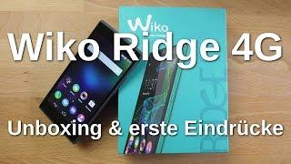 getlinkyoutube.com-Wiko Ridge 4G Unboxing und viele erste Eindrücke - www.technoviel.de