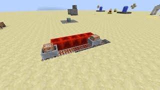 getlinkyoutube.com-Minecraft - รถไฟสร้างเส้นทางอัตโนมัติ! [1.7.4]