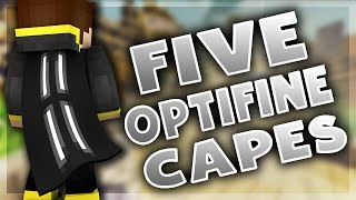 5 Optifine Cape Designs - Awesome Optifine Capes (Viewer Submissions)