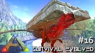 getlinkyoutube.com-ARK: Survival Evolved - ALPHA HUNTING & QUETZALCOATLUS - [Ep 16] (Server Gameplay)