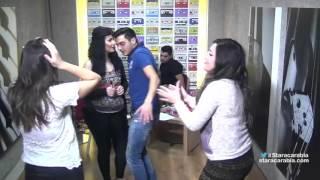 getlinkyoutube.com-رقصة مصرية شعبية لـ رافاييل جبور و دينا عادل - ستار اكاديمي 11