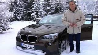 getlinkyoutube.com-BMW X1: Neuer bayerischer Schneepflug
