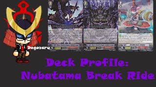 getlinkyoutube.com-Cardfight Vanguard Deck Profile: Nubatama Break Ride