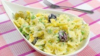 getlinkyoutube.com-Reteta Salata de paste - JamilaCuisine