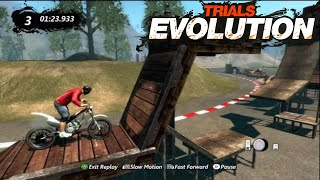 getlinkyoutube.com-Trials Evolution - TP Ninja Trials 1 - Extreme Custom Track