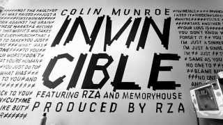Colin Munroe - Invincible (ft. RZA & Memoryhouse)