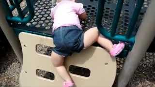 getlinkyoutube.com-Reborn toddler Prim's park visit!