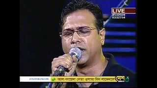 getlinkyoutube.com-Jontronar Preme Porechi -By- Asif Akbar [Desh TV Live]