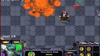 getlinkyoutube.com-스타크래프트 빨무 3:3 테란 50분경기--;; (starcraft brood war fastest map 3vs3 terran 50minute play)
