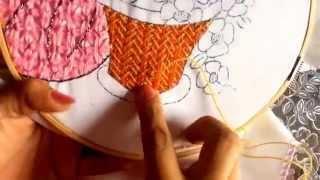 getlinkyoutube.com-33.- bordado fantasía puntada para canasta