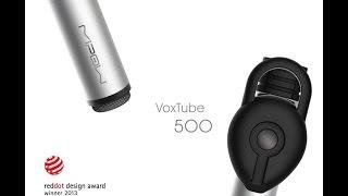 مراجعة وفتح صندوق سماعة Mipow VoxTube 500   مقدمه من GearBest