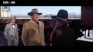 John Wayne auf Schwäbisch