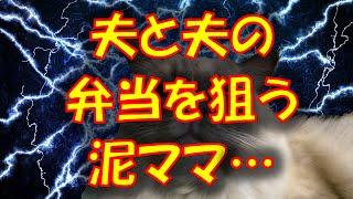 getlinkyoutube.com-【修羅場】職場の泥ママが夫の弁当を勝手に食べた!⇒夫の行動に泥ママがw