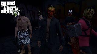 getlinkyoutube.com-GTA 5 The Purge Anarchy 3 [HD]