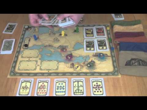 Thebes Review - with Ryan Metzler