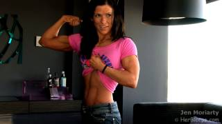 getlinkyoutube.com-Jen Moriarty HerBiceps