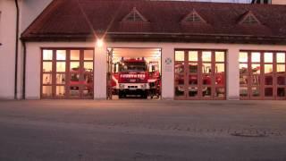 getlinkyoutube.com-Marktl am Inn - Feuerwehreinsatz