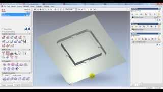 getlinkyoutube.com-วิธีการทำ Bridge ที่ ArtCAM เบื้องต้น