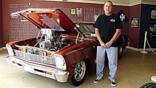 getlinkyoutube.com-FOR SALE! Blown 1966 Chevy Nova Show Stopper!