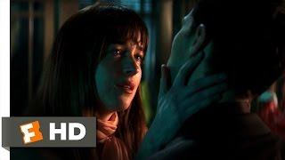 getlinkyoutube.com-Fifty Shades of Grey (8/10) Movie CLIP - Let Me Touch You (2015) HD