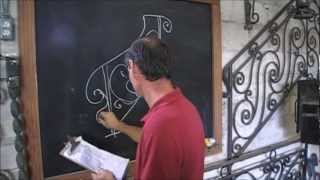 getlinkyoutube.com-Custom Wrought Iron Railings Fabrication Raleigh NC