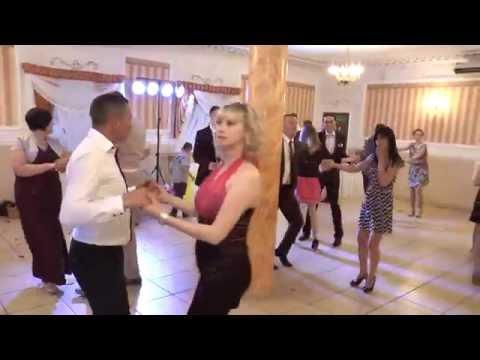 Zabawa weselna - Sławka i Piotrek - muzyka Lajosz Band