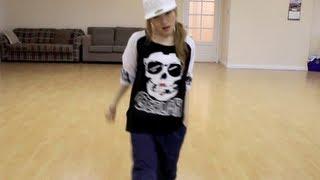 getlinkyoutube.com-EXO 'Growl'  Dance Practice by Secciya YingYing