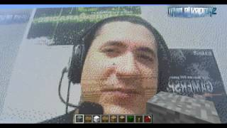 getlinkyoutube.com-El mejor PIXELART de Minecraft!! jaja Me voy de Viaje!