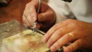 getlinkyoutube.com-Goldsmithing and diamond setting with Kevork Gurunian