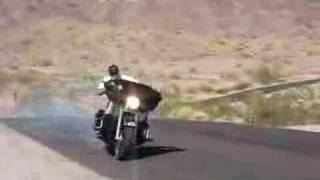 getlinkyoutube.com-Fullsac Performance  Harley Bagger burnout!